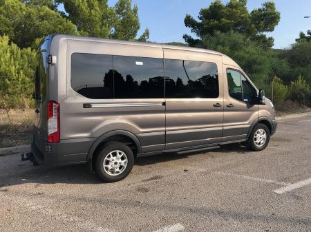 Mallorca taxi to Palma Nova.