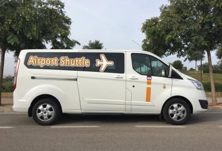 Majorca taxi to Porto Colom.