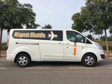 Majorca taxi to S'Illot