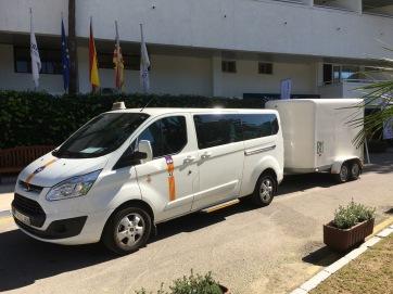 Mallorca airport taxis