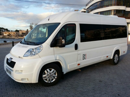 Palma de Mallorca airport transfers to Cala Barca.