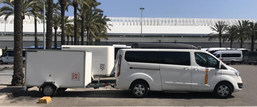 Taxi Mallorca to Cala Agulla