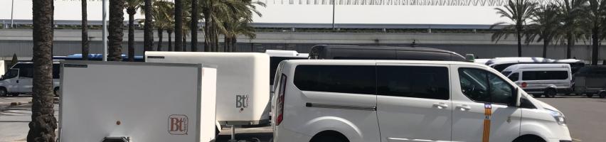 Taxi to Cala Barca