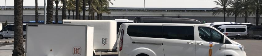 Palma de Mallorca PMI airport transfers to Costa de Los Pinos