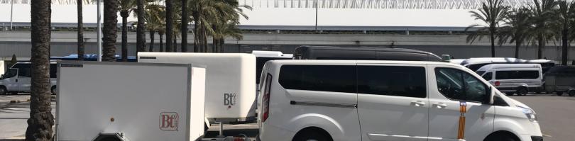 Mallorca taxi to Cala Romantica
