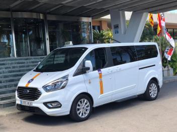 Majorca airport transfers to Colonia de Sant Jordi hotels