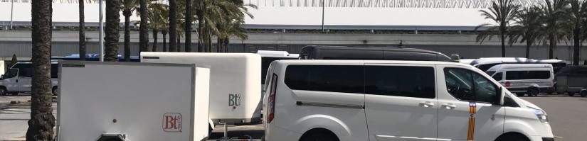 Mallorca Flughafen Taxi nach Cala Mondrago