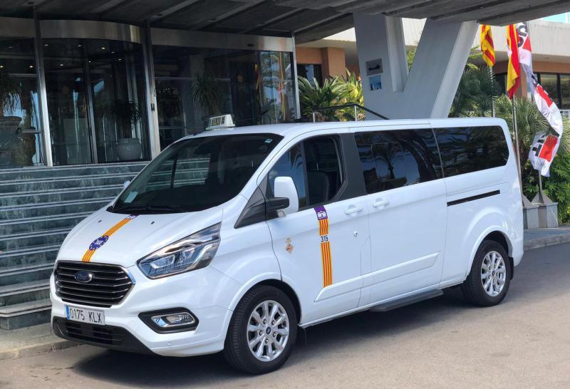 Taxis nach Cala San Vicente