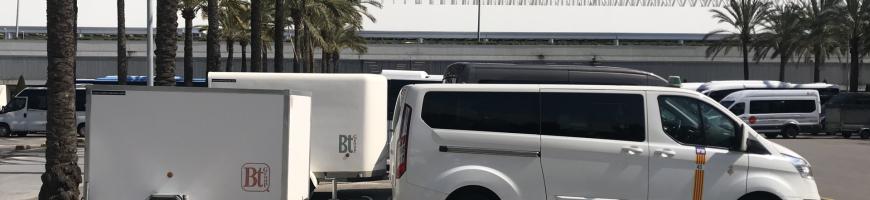 Transferts et taxi à Majorque