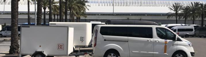 Transferts et taxi à Camp de Mar